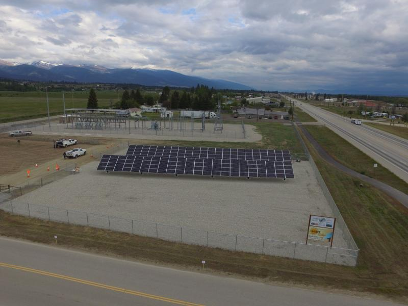 Ravalli Electric COOP Community Solar Project