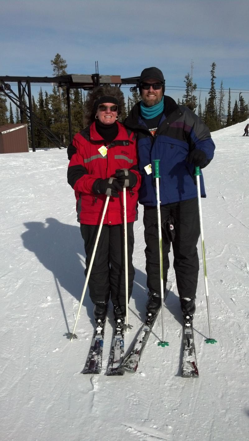 2014 Skiing